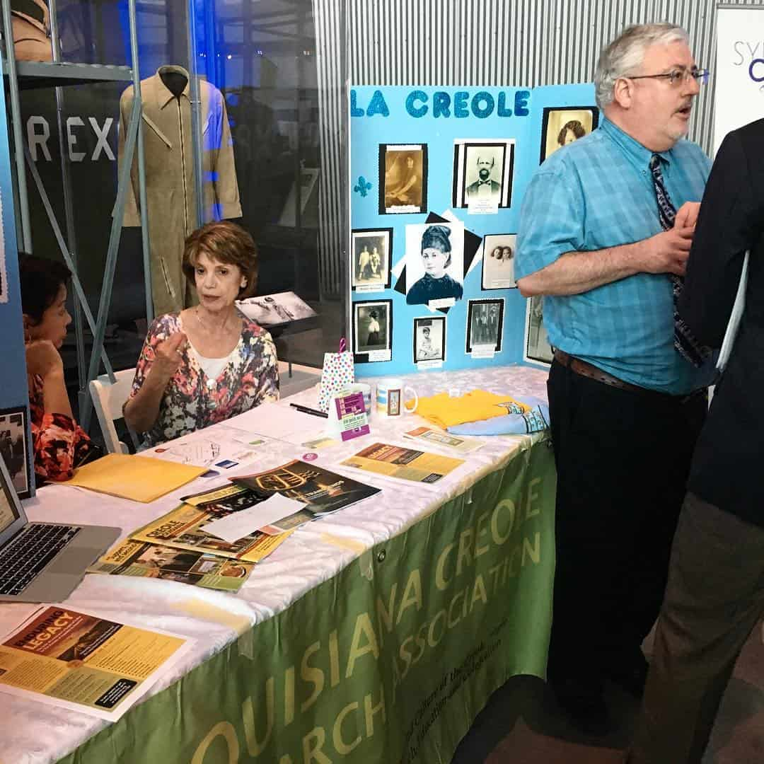 Louisiana Creole Research Association sharing cultural and historical resources athellip