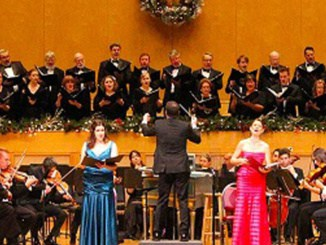 "NOVA Chorale performs selections from Handel's ""Messiah"" with the Louisiana Philharmonic Orchestra. Credit: New Orleans Vocal Arts Chorale"
